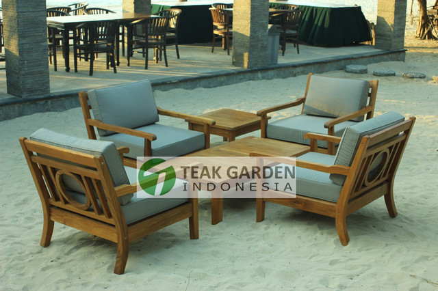 Teak Garden Furniture from Indonesia