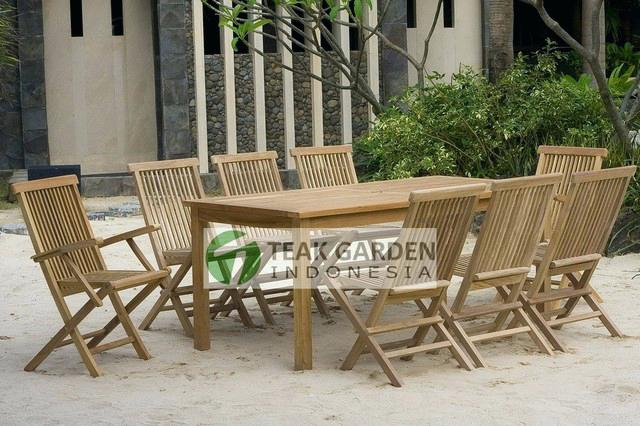 buy teak garden furniture indonesia