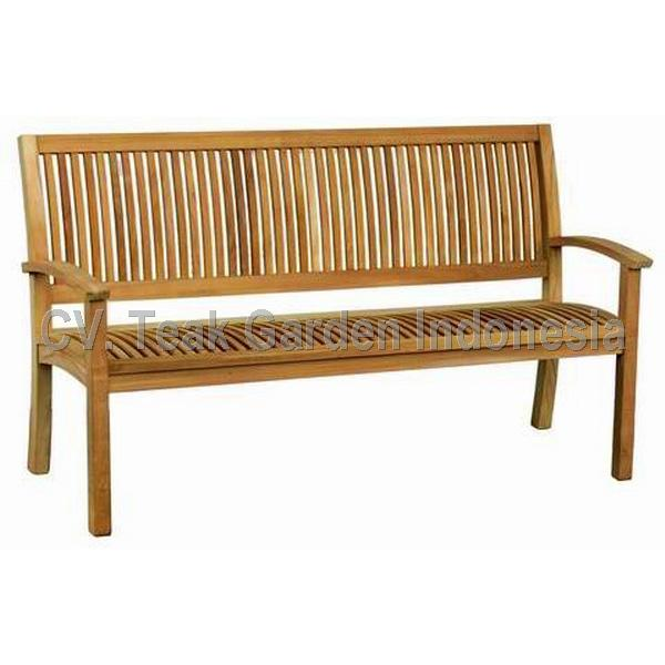 Excellent Small Slat Bench Gfb 018 Teak Garden Indonesia Gmtry Best Dining Table And Chair Ideas Images Gmtryco